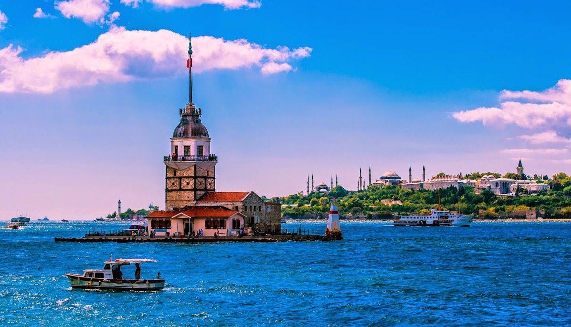 İstanbul'da Gezilecek Turistik Yerler