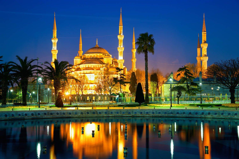 İstanbulda Tarihi Yerler